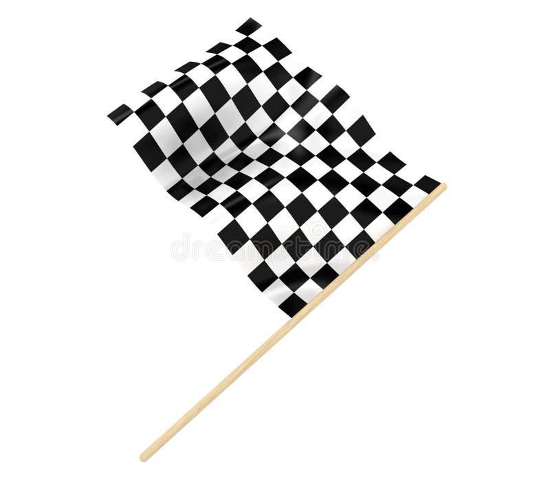 A bandeira ilustração do vetor