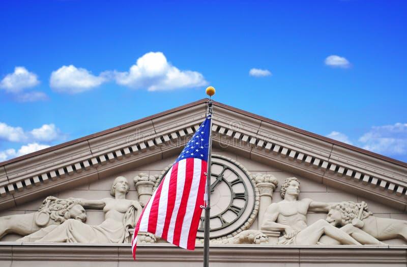 A bandeira imagens de stock royalty free