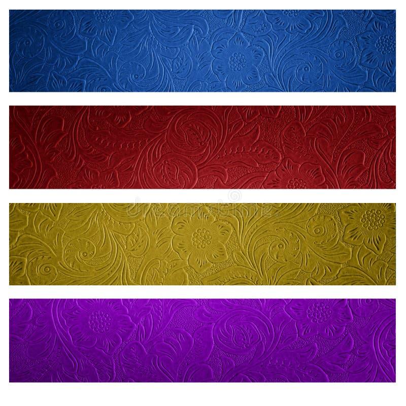 Bandeira ilustração royalty free
