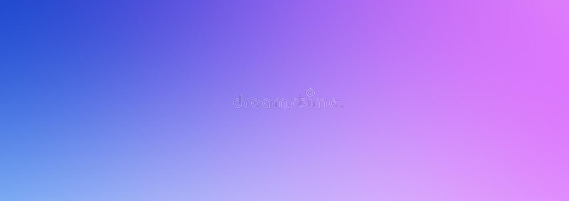 Bandeira amarela alaranjada vermelha violaceous da Web do fundo do inclinação do borrão da violeta roxa azul colorida da aquarela ilustração do vetor