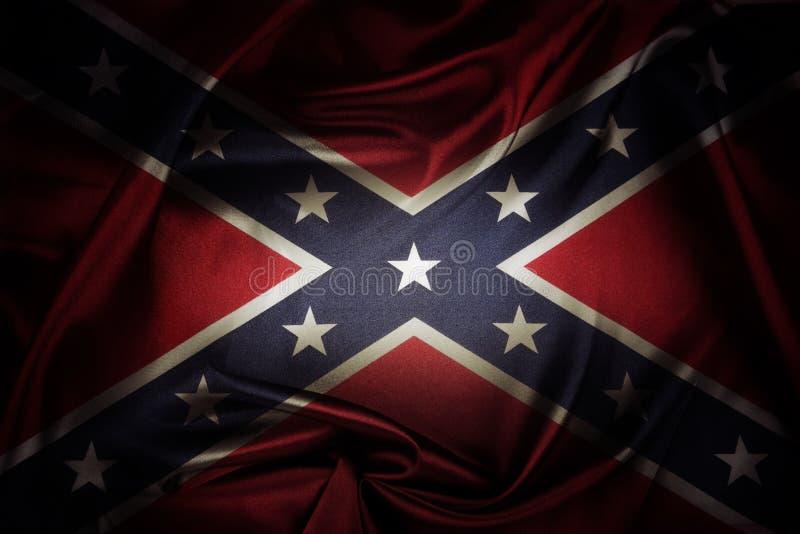 Bandeira confederada fotos de stock royalty free