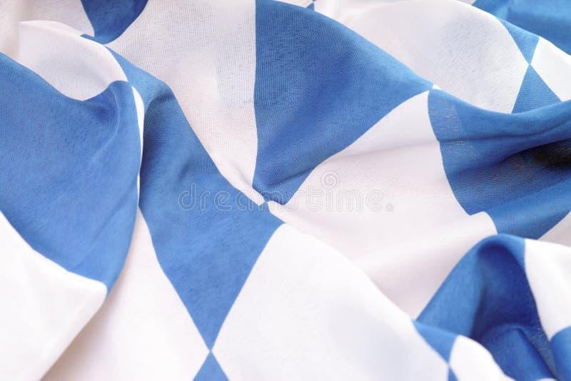 Bandeira de Baviera imagem de stock