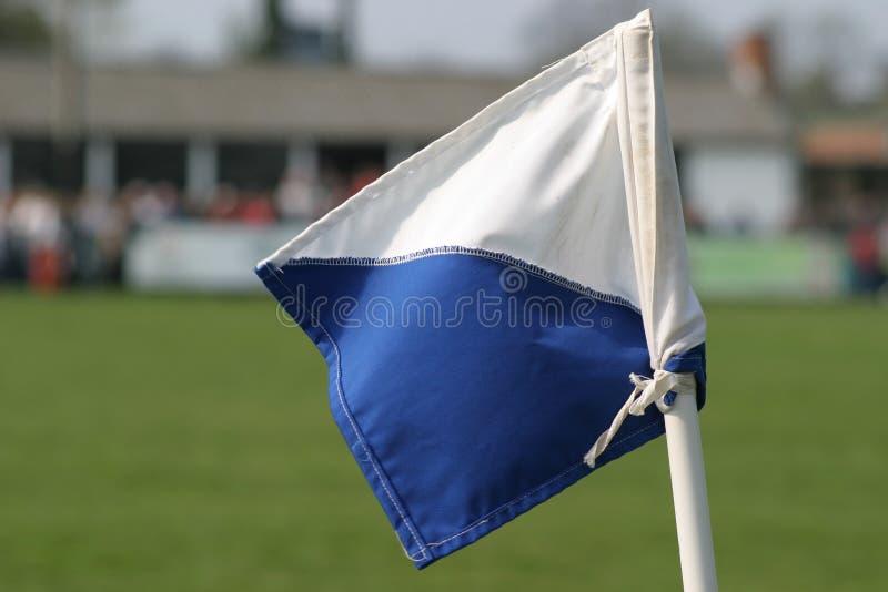Download Bandeira de canto imagem de stock. Imagem de trophy, football - 112109