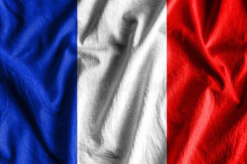 Bandeira de France fotografia de stock