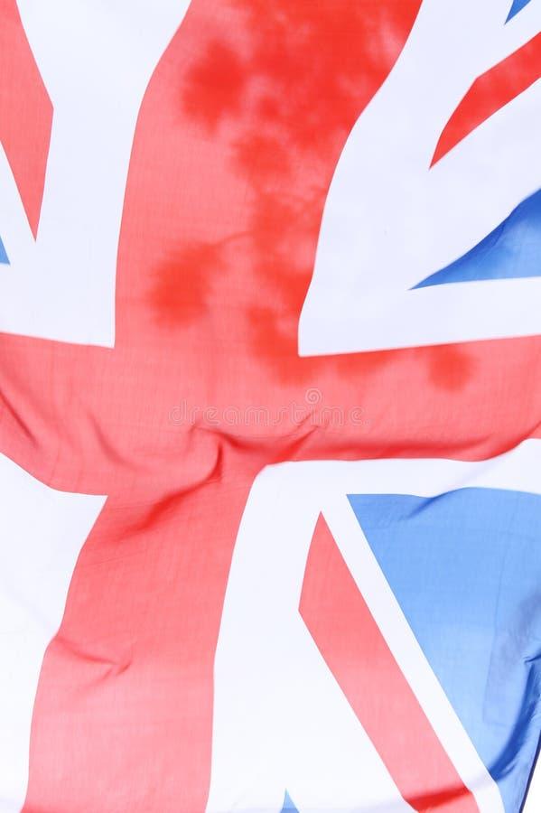 Bandeira de Jack de união fotos de stock royalty free