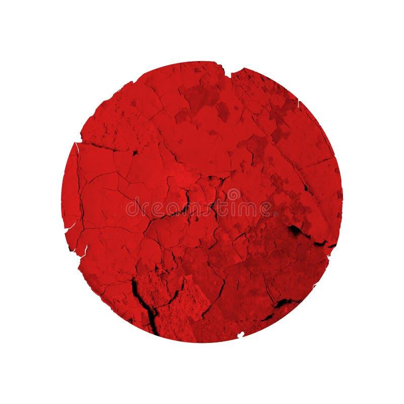 Bandeira de japão imagem de stock royalty free