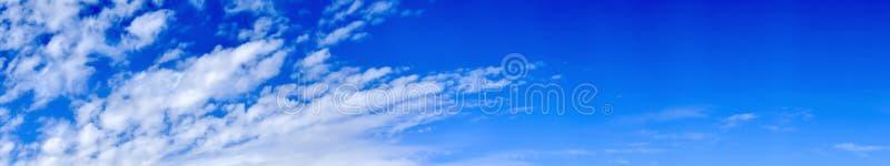 Bandeira do c?u azul fotos de stock