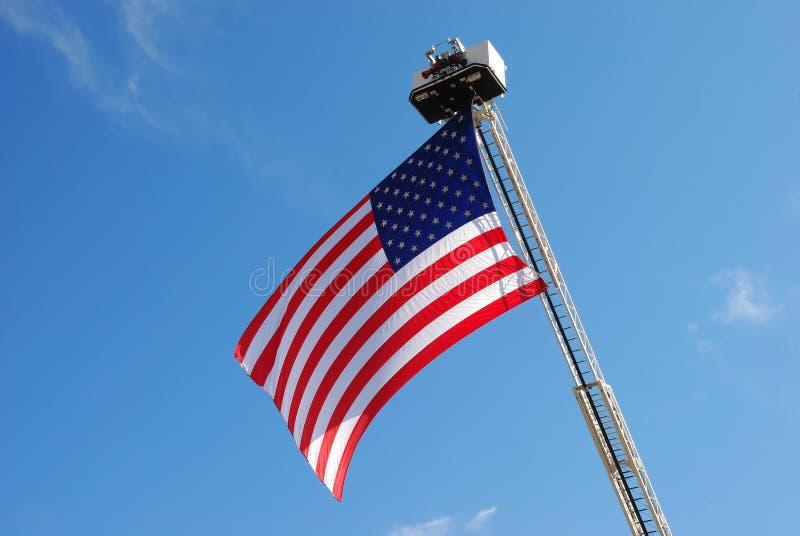 Bandeira do caminhão foto de stock royalty free