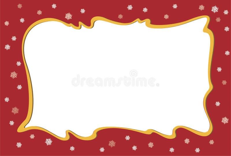 Bandeira do Natal fotos de stock
