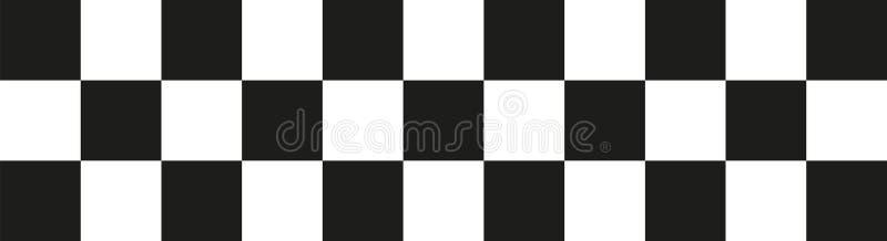 Bandeira do objetivo ilustração royalty free
