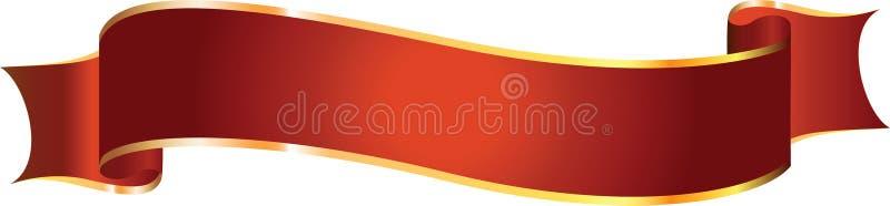 Bandeira do vetor ilustração royalty free