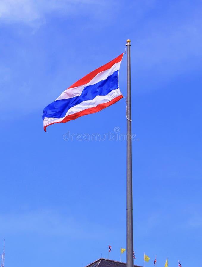 Download Bandeira tailandesa foto de stock. Imagem de banguecoque - 29841530