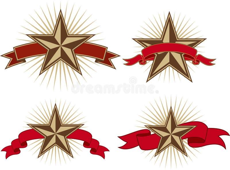 Bandeiras da estrela
