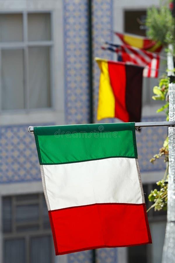 Bandeiras européias fotos de stock royalty free
