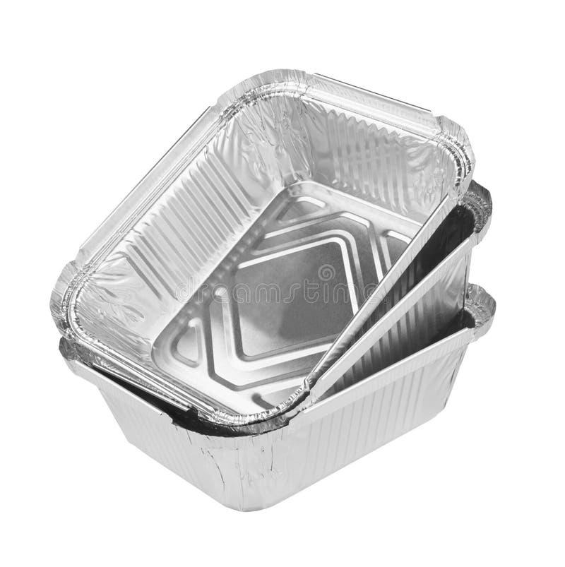Bandeja de la hoja para la comida imagen de archivo
