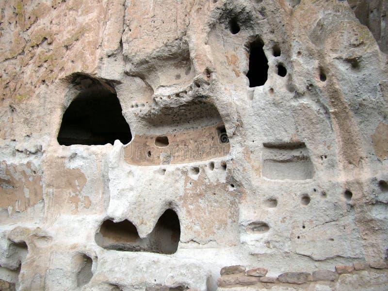 Bandelier Ruins Architecture stock photos