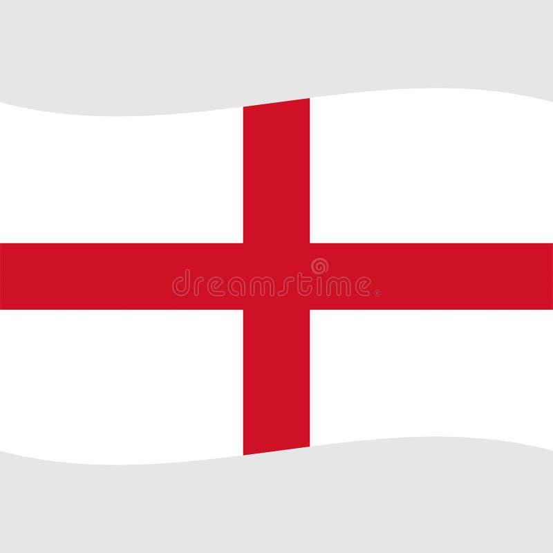 Bandera común 2 del englang del vector libre illustration