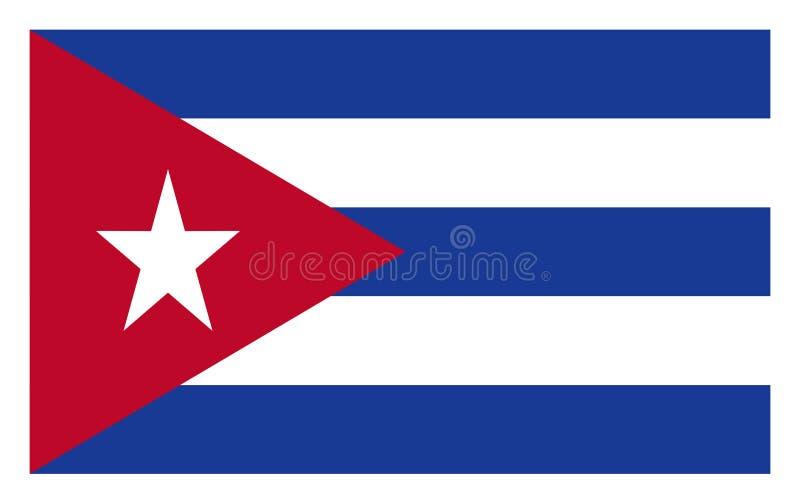 Bandera de Cuba libre illustration