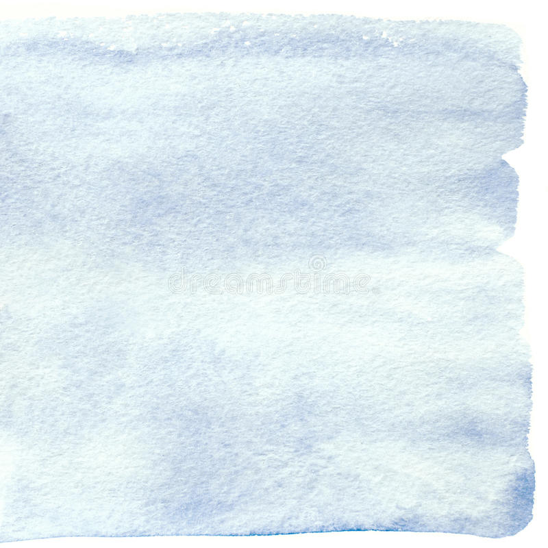 Bandera de la acuarela de la serenidad foto de archivo libre de regalías