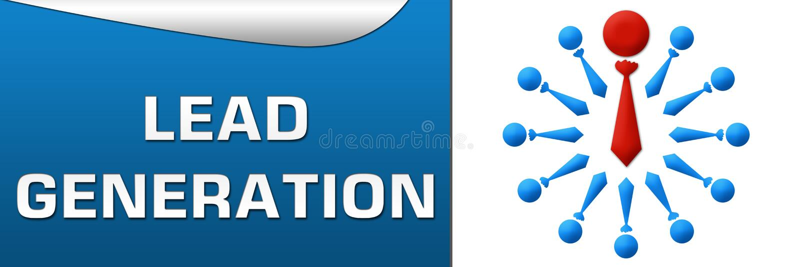 Bandera de la generación de la ventaja libre illustration