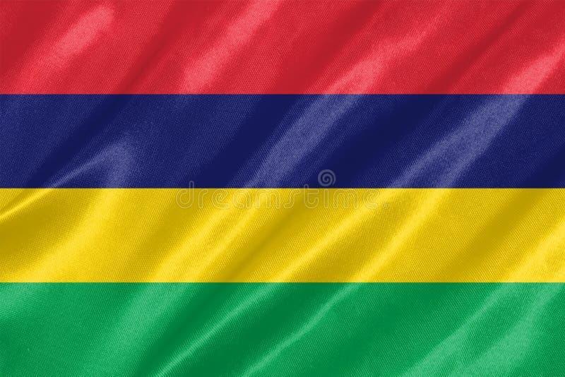 Bandera de Mauricio libre illustration
