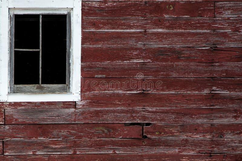 Bandera del granero fotografía de archivo libre de regalías