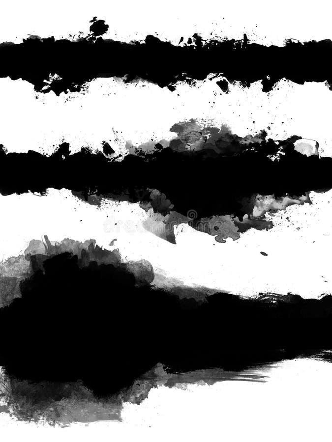 Bandera del Grunge libre illustration