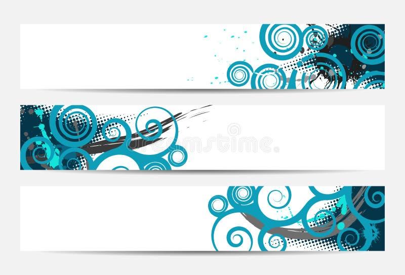 Bandera o cabecera del Web site libre illustration