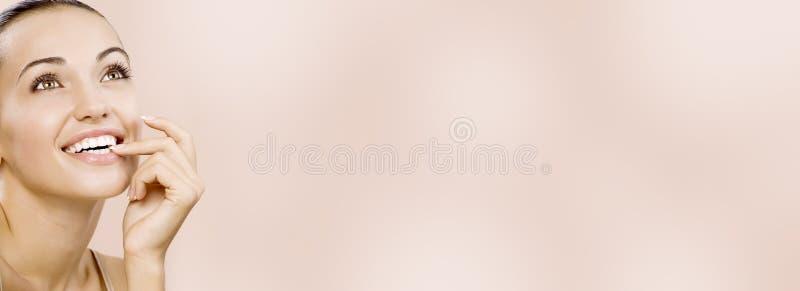 Bandera rosada imágenes de archivo libres de regalías