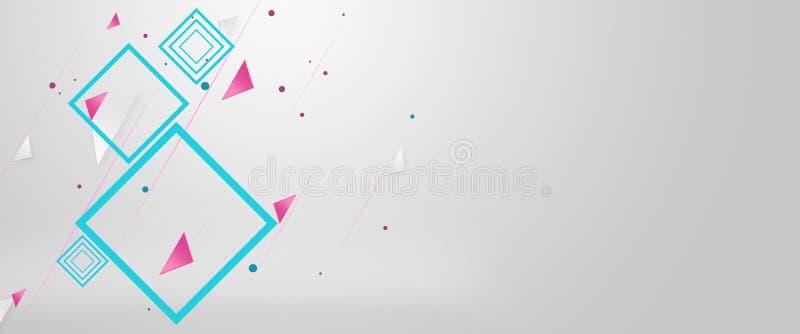 Banderas creativas del promo del diseño, venta caliente, descuentos bandera, espacio de la copia Maqueta, aviador horizontal para libre illustration