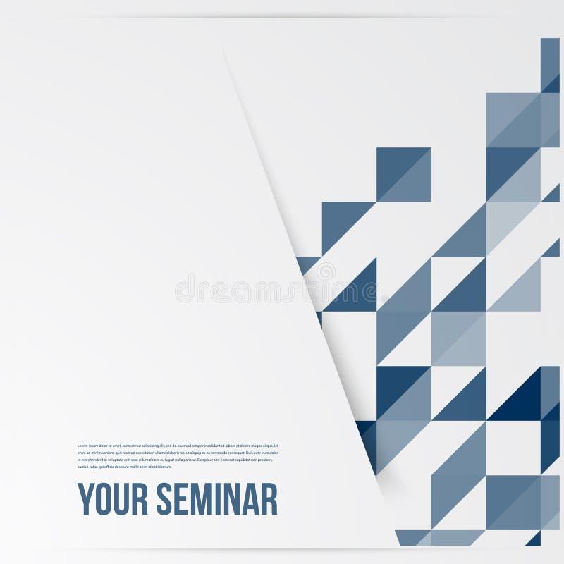 Banderas y cuadrados del vector Mosaico del sistema de color libre illustration