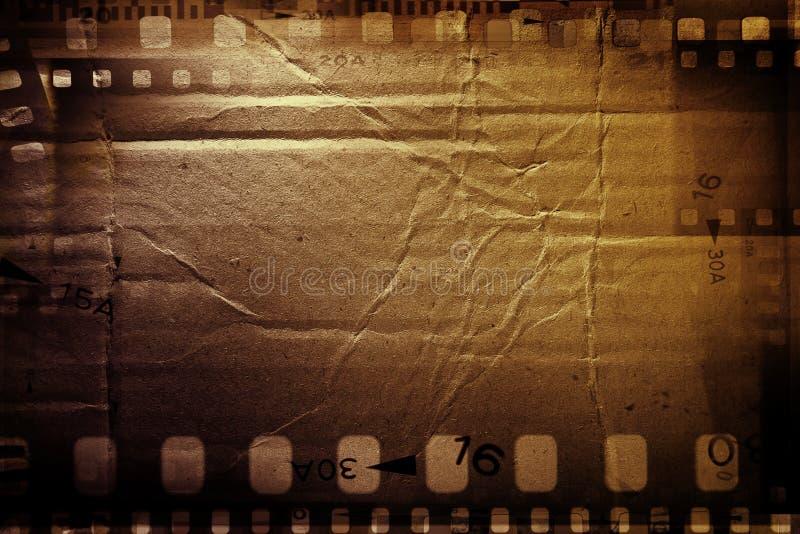Bandes de film photographie stock libre de droits