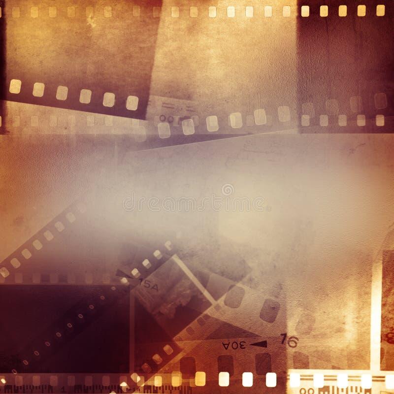 Bandes de film image libre de droits