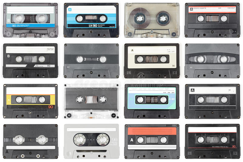 Bandes sonores images stock