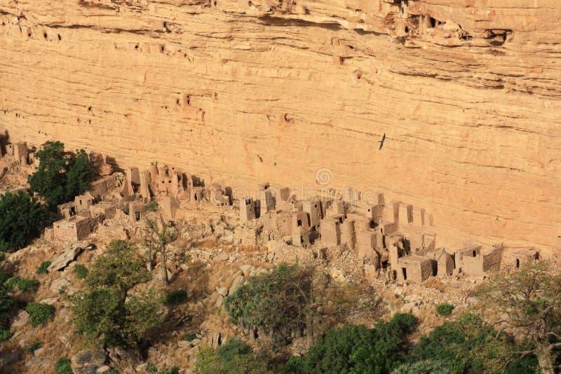 bandiagara escarpment obrazy royalty free
