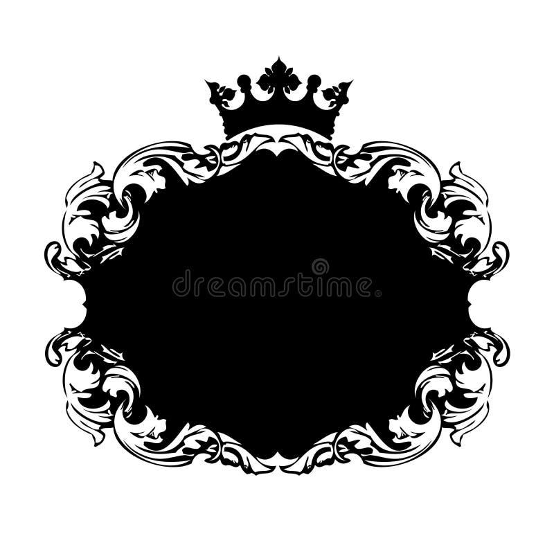 Bandiera royalty illustrazione gratis
