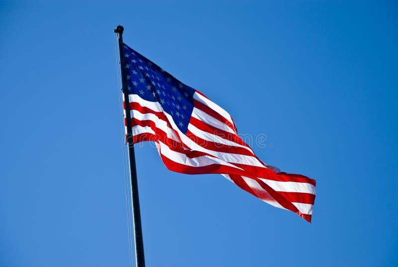 Download Bandiera americana immagine stock. Immagine di simbolo - 7319923