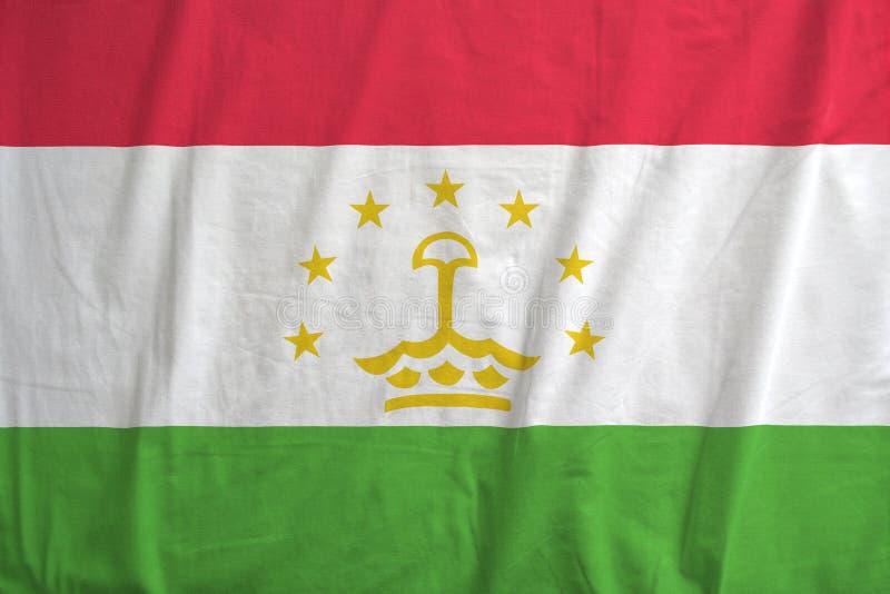 Bandiera di ondeggiamento del Togo fotografia stock libera da diritti
