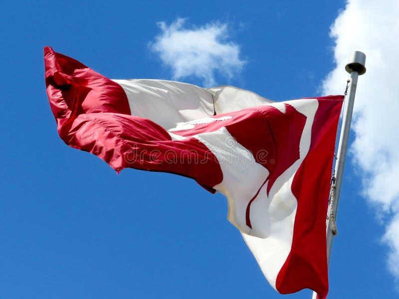 Bandiera 2016 di Thornhill fotografie stock