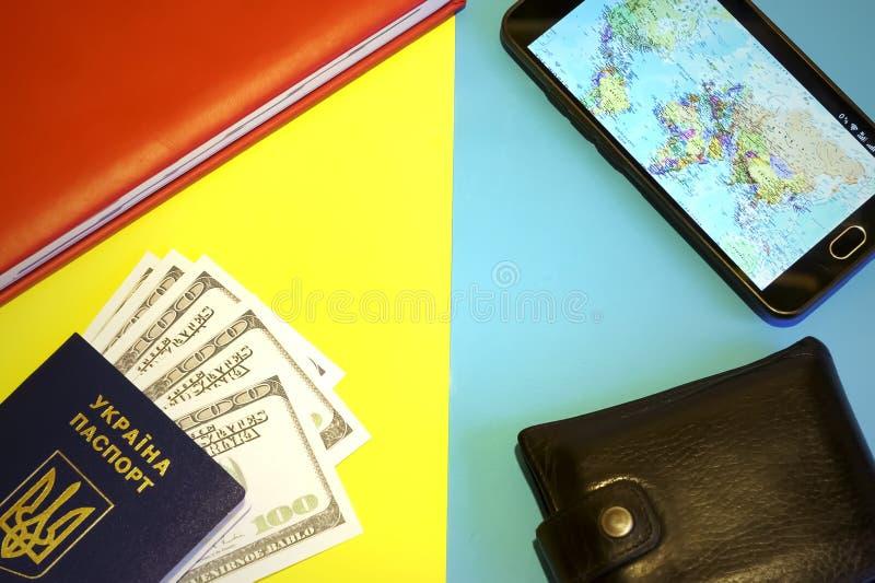 Passaporto Ucraino Sui Precedenti Delle Fatture Del Cento ...