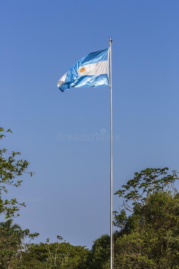 Download Bandiera Nazionale Argentina Blu E Bianca Fotografia Stock - Immagine di esterno, argentino: 56885742