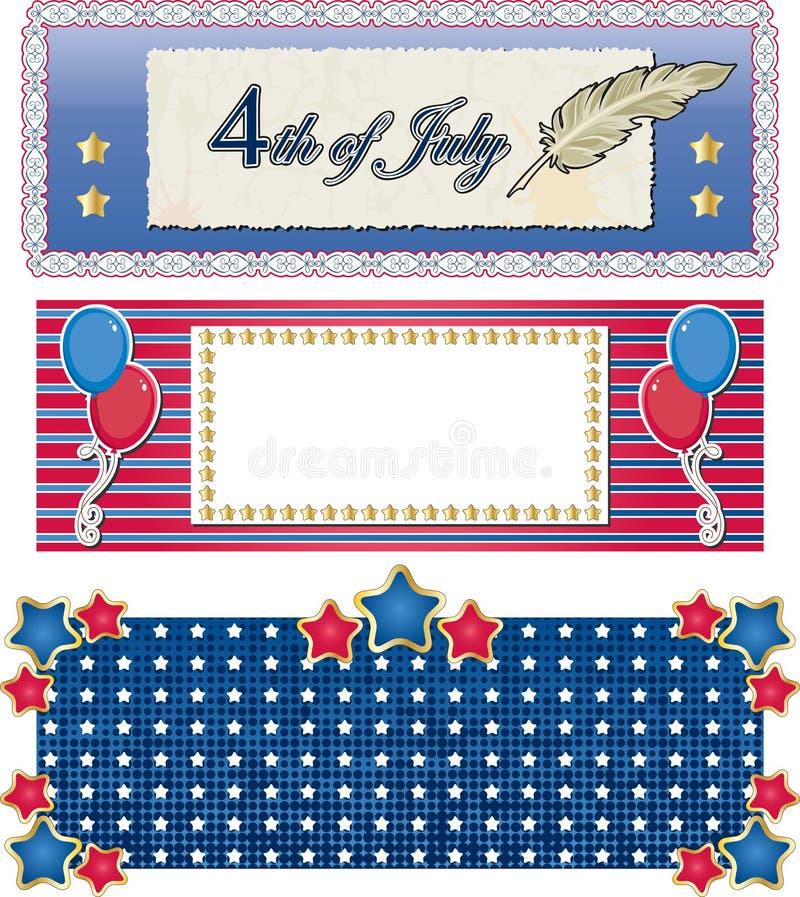 Bandiere di festa