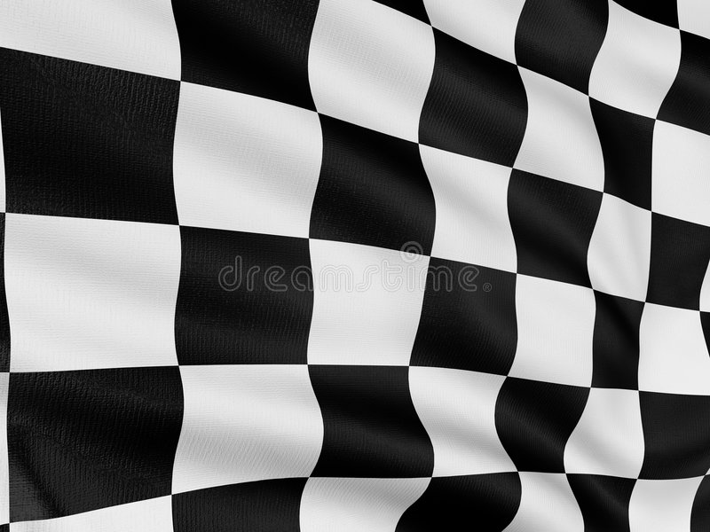 Bandierina Checkered 2