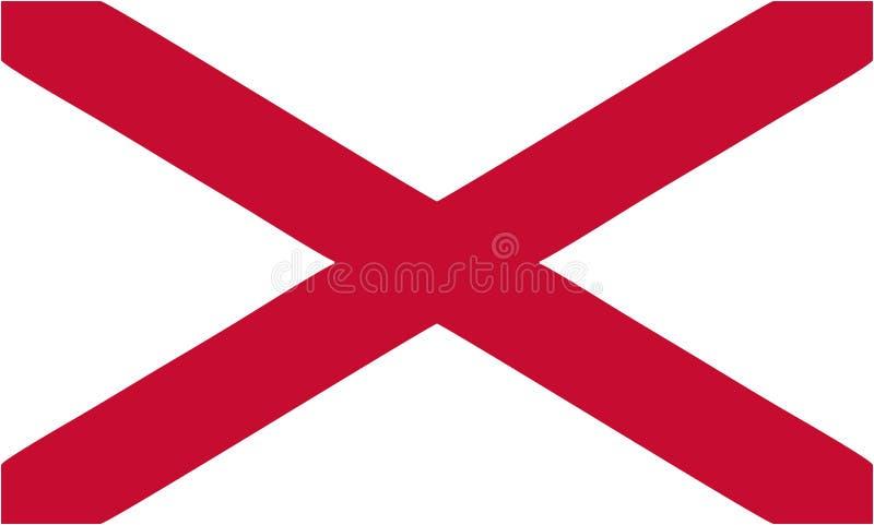 Bandierina del Galles illustrazione di stock