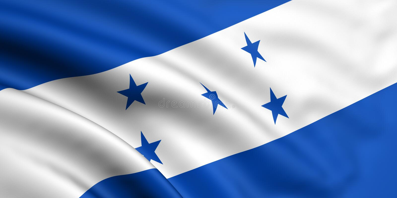 Bandierina dell'Honduras