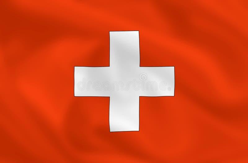 Bandierina della Svizzera