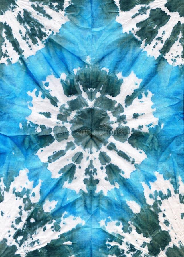 Bandkleurstof vector illustratie