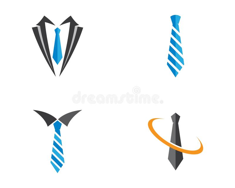 Bandlogomall royaltyfri illustrationer