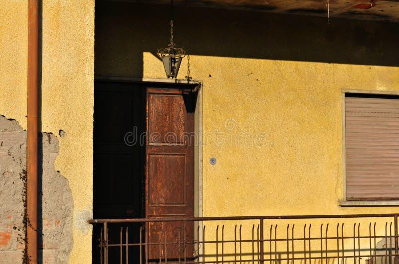 Bandoned Haus Ð  lizenzfreie stockbilder