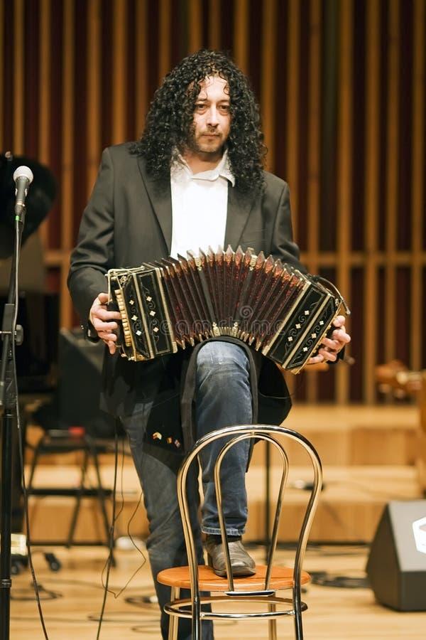 bandoneon tango zdjęcie royalty free